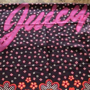 Juicy couture square scarf
